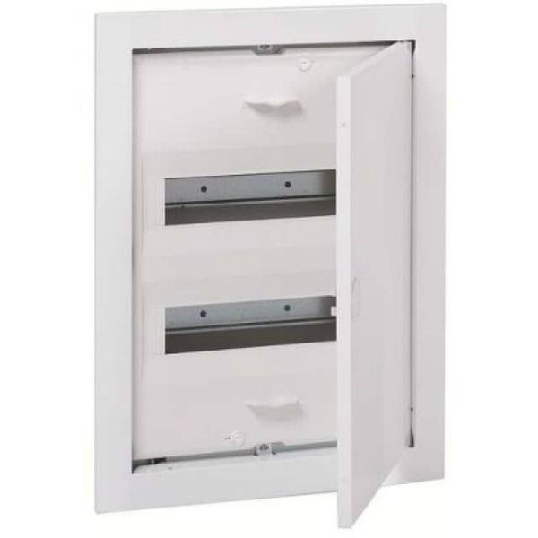 ABB UK624E3 Шкаф электрический для скрытой установки на 24 модуля с винтовыми клемами N/PE.