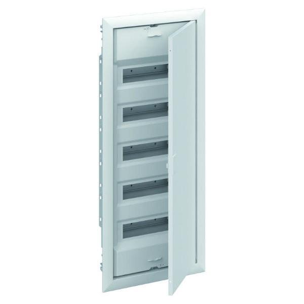 ABB UK660E3 Шкаф электрический для скрытой установки на 60 модуля с винтовыми клемами N/PE.